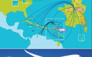 Les équipes d'Air Caraïbes et French bee à la rencontre des agents de voyages
