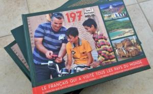 Tour du monde: l'ex-AGV Philippe Melul propose un voyage en images dans 197 pays du globe