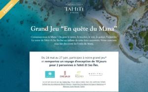 Tahiti et Ses Îles lance un jeu concours. Les participants pourront gagner un séjour en Polynésie française - DR