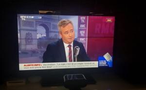 Pays verts, orange et rouges : Jean-Baptiste Lemoyne a dévoilé le mode d'emploi...