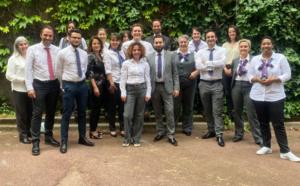 L'EFHT lance sa première classe dédiée Avis Budget Group