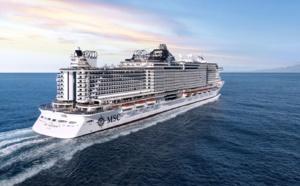 Le MSC Seaview aux Antilles dès le 4 décembre 2021