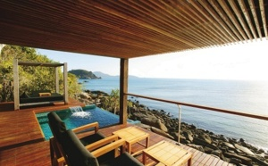 Australie : le Bedarra Island Resort a ouvert ses portes le 1er juillet 2013