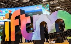 Le salon IFTM Top Resa sera hybride en 2021 avec le traditionnel salon Porte de Versailles mais aussi digital avec le lancement de la plateforme : Everywhere - DR IFTM