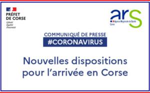 Vaccin, tests : comment voyager en Corse ?