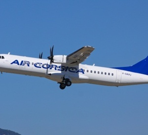 Air Corsica : premier vol entre Dole Jura et Bastia mercredi 17 juillet 2013