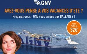 GNV ouvre les lignes pour Ibiza et Palma de Majorque