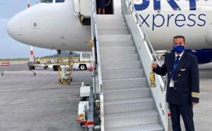 SKY express proposera un vol direct à destination d'Athènes depuis Paris en Airbus A320neo - DR