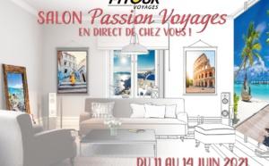 Salon Passion Voyages : Fitour donne rendez-vous à ses clients en direct de chez eux