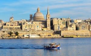 Malte offre un chèque-cadeau de 100 € aux voyageurs qui réservent via un tour-opérateur