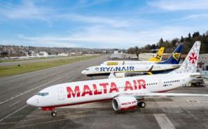 "Ryanair réceptionne son premier Boeing 737-8200 ""Gamechanger"""