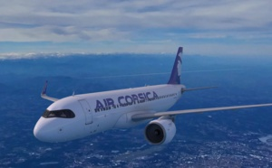 Air Corsica prévoit une saison estivale équivalente à celle de 2019