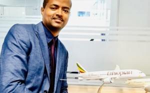 Ethiopian Airlines : Nebiat H-Michael, le directeur France, quitte Paris pour rejoindre le siège