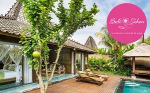 BALI : La tendance des villas hôtelière