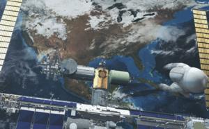Tourisme spatial : la NASA lance un appel d'offres pour 2 séjours privés à bord de l'ISS