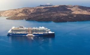 Le Celebrity Apex démarre ses croisières estivales dans les îles grecques