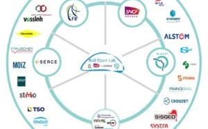 Ferroviaire : SNCF Réseau, la FIF, la RATP et le SERCE créent le Rail Open Lab