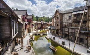 """""""Les Quais de Lutèce"""" comporte 150 chambres autour de différentes thématiques - Crédit photo : Parc Asterix"""
