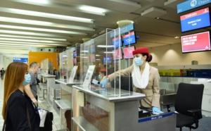 Emirates étend l'utilisation du Travel Pass de IATA à Paris-CDG