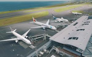 L'aéroport de la Réunion Roland Garros se prépare à une saison à risque (sanitaire)