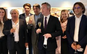 CroisiEurope : Jean-Baptiste Lemoyne marque la réouverture des croisières en France