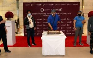 Situé à l'Aéroport International Hamad de Doha, le Mariner Lounge, a été officiellement ouvert par le Président Directeur Général du Groupe Qatar Airways, Son Excellence M. Akbar Al Baker - DR