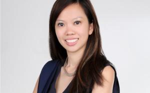 Melissa Jane Thompson, nouveau visage de Singapour en France