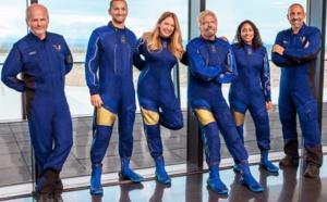 Richard Branson pourrait devancer Jeff Bezos dans la course au tourisme spatial