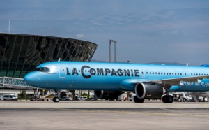La Compagnie proposera 3 vols hebdomadaires entre New York et Nice du 2 juillet au 27 septembre 2021 - DR : Aéroports de la Côte d'Azur - Abracadabra Studio