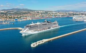 MSC Croisières : la moitié de la flotte reprendra la mer dès cet été