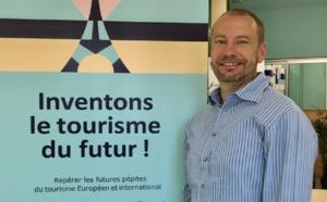 """Laurent Queige : """"On ne peut plus se contenter d'incuber des start-up. Il faut transformer nos incubateurs en plateformes d'innovation multi-services, recherchant toujours plus de synergies entre grands groupes, entreprises de taille intermédiaire, institutionnels, territoires, investisseurs, chercheurs"""" - DR : Welcome City Lab"""