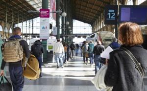 TGV INOUI et Intercités : les réservations ouvertes pour les voyages jusqu'au 11 décembre 2021