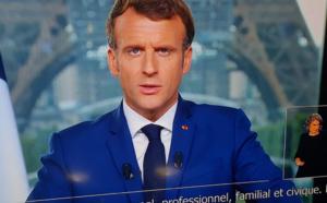 Emmanuel Macron : le pass sanitaire sera étendu aux cafés, restaurants, trains et avions