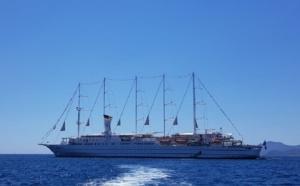 Club Med : nous avons testé la croisière de reprise pour le plus grand voilier du monde (Vidéo)