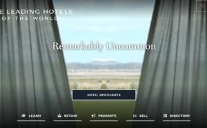 The Leading Hotels of the World lance un nouveau portail pour les agents de voyages