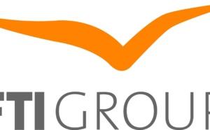 FTI GROUP change de logo