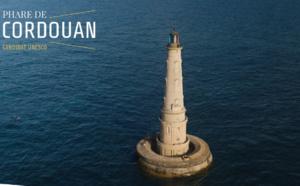 Le Phare de Cordouan (en photo) Vichy et Nice inscrits au patrimoine mondial de l'UNESCO - Photo Ministère de la culture