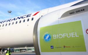 Carburants durables aérien : lancement d'un appel à projets