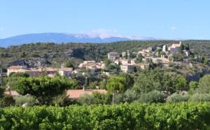 Vaucluse : à la rencontre des villages du Mont Ventoux