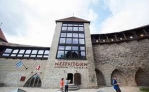 Estonie : réouverture de la Tour de la Vierge à Tallinn