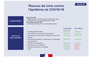Coronavirus : en Martinique, un confinement mis en place jusqu'à la mi-août
