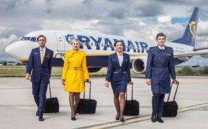 Personnel de cabine : Ryanair lance une campagne de recrutement