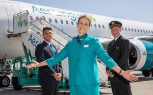 Aer Lingus reprend ses vols depuis le sud de la France