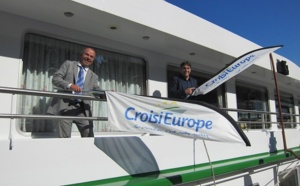 CroisiEurope : Anne-Marie, Raymonde et Madeleine sur les canaux français