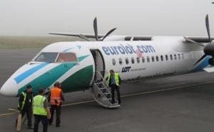 Eurolot s'est posée pour la première fois en France le 3 septembre 2013