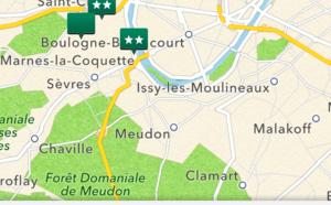 Michelin lance un guide Vert personnalisable sur Smartphone
