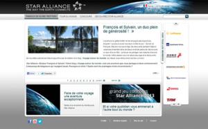 Star Alliance lance un mini-site pour les voyageurs français