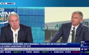 """Aides directes de l'Etat à Air Caraïbes, French Bee : """"La question va se poser"""" lance Marc Rochet (podcast)"""