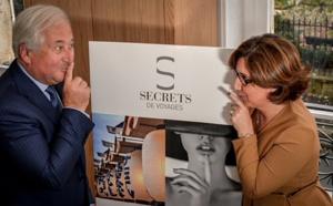 """F.-X. de Bouard et Nathalie Bueno (Secrets de Voyage) : """"Nous avons réussi à maintenir un lien fort avec nos clients et partenaires..."""""""