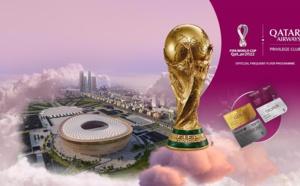 Coupe du monde 2022 : les inscriptions au programme de fidélité sont ouvertes sur Qatar Airways